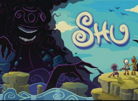 Shu: il titolo listato per l'arrivo il prossimo 23 gennaio sui Nintendo Switch europei