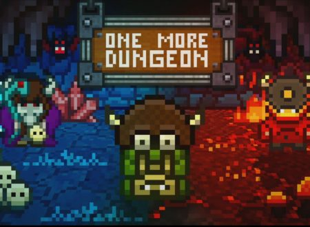 One More Dungeon: uno sguardo in video al titolo dai Nintendo Switch europei