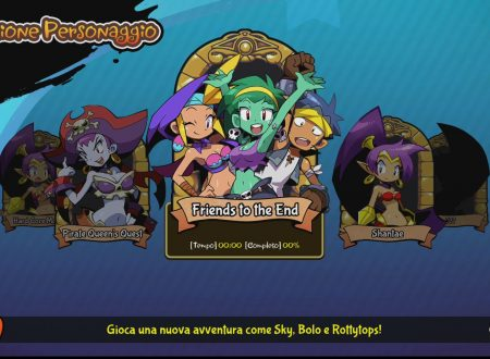 Shantae: Half-Genie Hero: un primo sguardo in video all'espansione Friends to the End