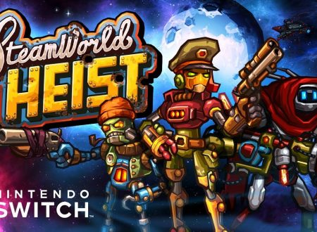 SteamWorld Heist: Ultimate Edition, il titolo disponibile il 28 dicembre sui Nintendo Switch europei