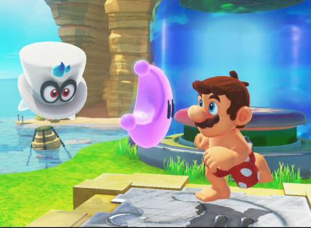 Super Mario Odyssey: il titolo è il più venduto della serie nelle prime otto settimane dal lancio nei negozi