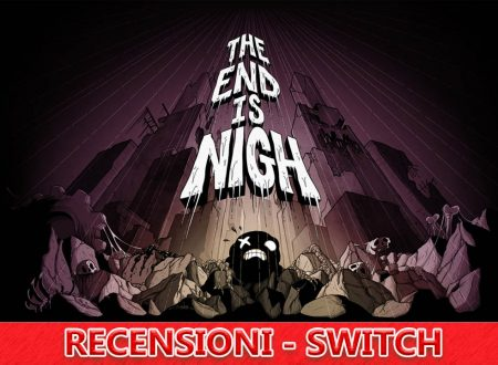 The End is Nigh – Recensione – Switch eShop