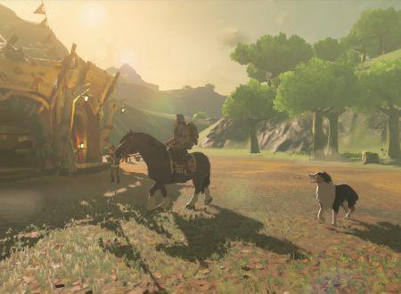 The Legend of Zelda: Breath of the Wild: Hidemaro Fujibayashi rivela il perchè non si possono accarezzare i cani nel gioco