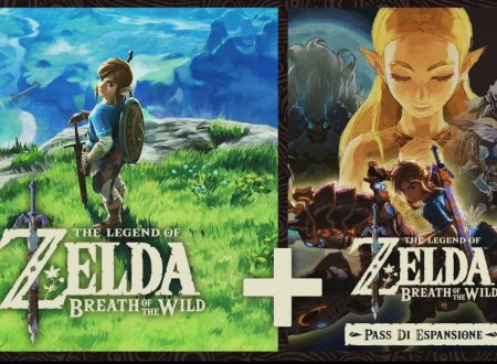 The Legend of Zelda: Breath of the Wild + Pass di espansione, ora disponibile sull'eShop europeo di Nintendo Switch