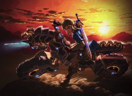 The Legend of Zelda: Breath of the Wild: il titolo è il Game of the Year, disponibile la versione 1.4.0 sui Nintendo Switch europei