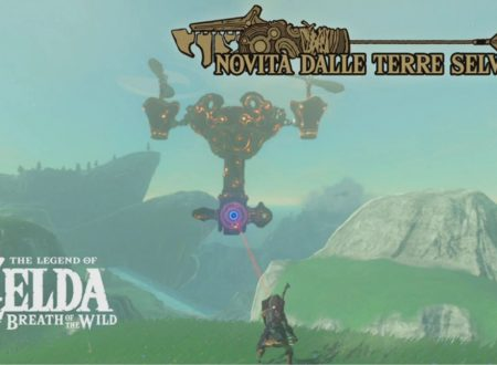 The Legend of Zelda: Breath of the Wild, oggetti ancestrali per la Ballata dei Campioni in regalo dal Canale Notizie di Nintendo Switch