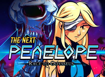 The Next Penelope: il titolo in arrivo il 21 dicembre su Nintendo Switch