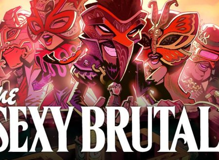 The Sexy Brutale: uno sguardo in video al titolo dai Nintendo Switch europei