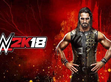 WWE 2K18: il titolo sarà disponibile dal 6 dicembre su Nintendo Switch