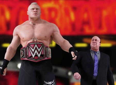 WWE 2K18: mostrati i primi video gameplay della versione per Nintendo Switch