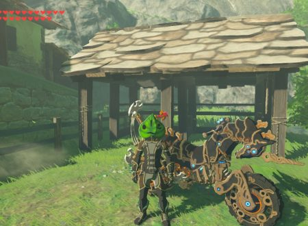 The Legend of Zelda: Breath of the Wild: Aonuma e Fujibayashi ancora sul Master Cycle Zero, spiegata la ricompensa per la ricerca di tutti i Korogu