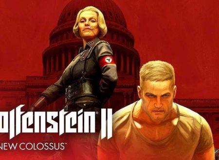 Wolfenstein II: The New Colossus, il porting per Nintendo Switch sarà gestito da Panic Button