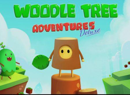 Woodle Tree Adventures: il titolo in arrivo il 23 dicembre sui Nintendo Switch europei