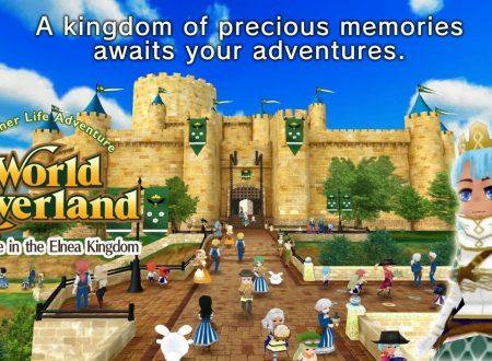 WorldNeverland: Elnea Kingdom, il titolo è in arrivo su Nintendo Switch nel 2018