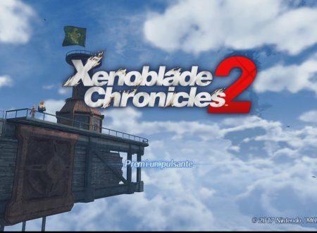 Xenoblade Chronicles 2: il titolo ora aggiornato alla versione 1.1.1 sui Nintendo Switch europei