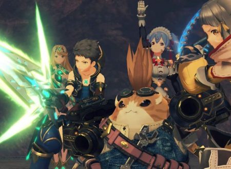 Xenoblade Chronicles 2: la versione 1.1.1 è in arrivo la prossima settimana sui Nintendo Switch europei