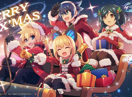 Azure Striker Gunvolt: Striker Pack: svelata la Christmas Mode, e wallpaper natalizi
