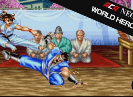 ACA NEOGEO WORLD HEROES 2, il titolo in arrivo il 25 gennaio sull'eShop europeo di Nintendo Switch