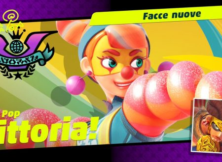 ARMS: Lola Pop è la vincitrice del quarto Party Crash, Facce nuove