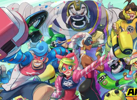 ARMS: Nintendo riconferma il mancato arrivo di importanti update per il titolo