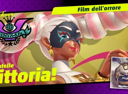 ARMS: Twintelle è la vincitrice del terzo Party Crash, Film dell'orrore