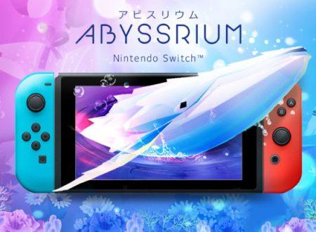 Abyssruium: il titolo annunciato per l'approdo sull'eShop di Nintendo Switch