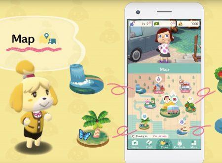 Animal Crossing: Pocket Camp, il titolo aggiornato alla versione 1.1.5 sui dispositivi iOS