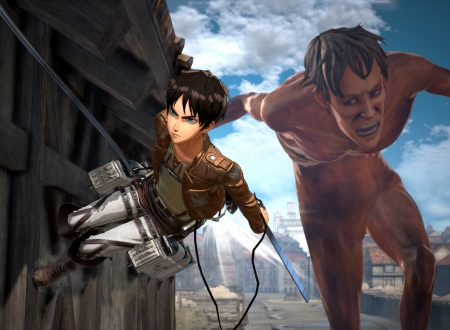 Attack on Titan 2: Future Coordinates, mostrato un video gameplay sul multiplayer nella versione per Nintendo Switch