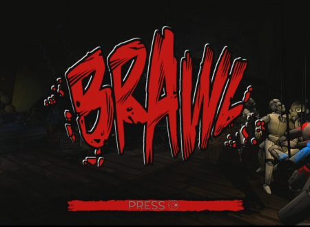 BRAWL: uno sguardo in video gameplay al titolo dai Nintendo Switch europei