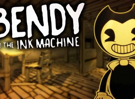 Bendy and the Ink Machine: il titolo è in arrivo ad ottobre su Nintendo Switch