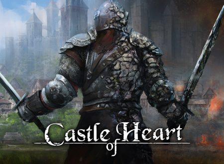 Castle of Heart: uno sguardo in video gameplay al titolo dai Nintendo Switch europei
