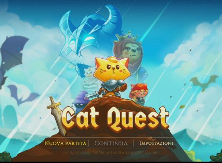 "Cat Quest: un sguardo in video ""arretrato"" al titolo dai Nintendo Switch europei"