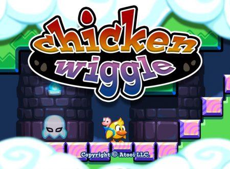 Chicken Wiggle: il titolo potrebbe arrivare tramite un porting su Nintendo Switch