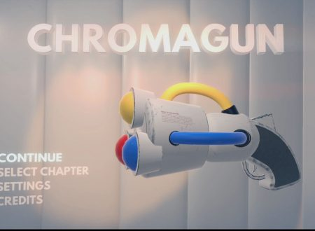 ChromaGun: primo sguardo in video al titolo dai Nintendo Switch europei