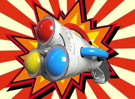 ChromaGun: pubblicato il trailer del titolo in arrivo a fine gennaio sui Nintendo Switch europei