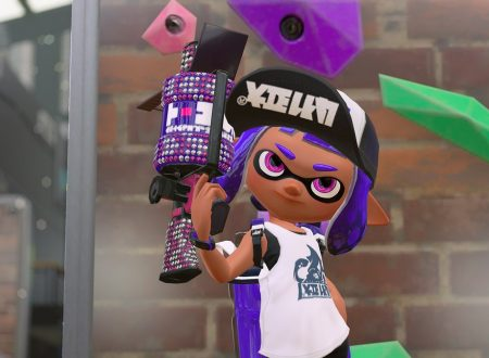 Splatoon 2: il Calibro 2000 DX sarà disponibile da sabato mattina all'interno del titolo