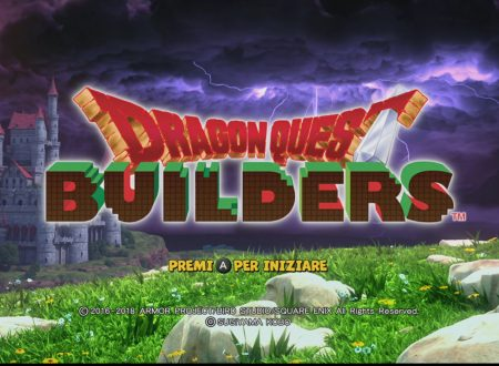 Dragon Quest Builders: la demo del titolo è ora disponibile sull'eShop europeo di Nintendo Switch