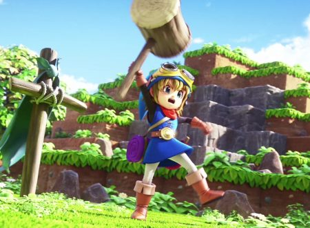 Dragon Quest Builders: mostrati 20 minuti di video gameplay del titolo completo su Nintendo Switch