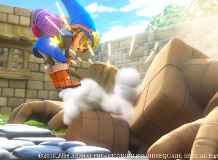 Dragon Quest Builders: pubblicato un video comparativo tra la versione Nintendo Switch e quella PS4