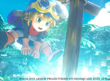 Dragon Quest Builders: il titolo è ora in preorder sull'eShop europeo di Nintendo Switch