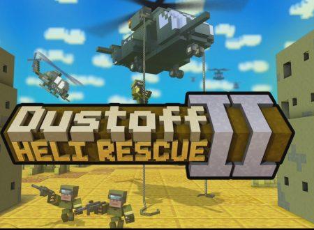 Dustoff Heli Rescue 2: uno sguardo in video al titolo dai Nintendo Switch europei