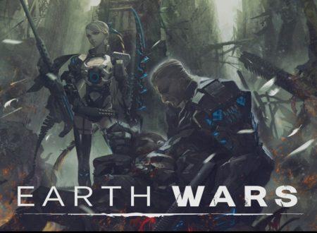 Earth Wars: il titolo è disponibile a sorpresa sui Nintendo Switch europei