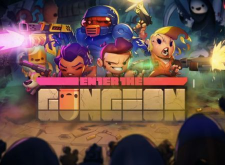 Enter the Gungeon: il titolo aggiornato alla versione 1.0.1 sui Nintendo Switch europei