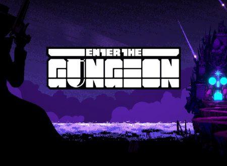 Enter the Gungeon: il titolo aggiornato alla versione 1.0.2 sui Nintendo Switch europei