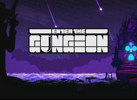 Enter the Gungeon: un primo sguardo in video al titolo dai Nintendo Switch europei