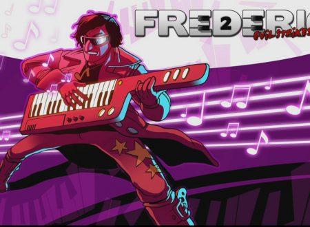 Frederic 2: Evil Strikes Back, il titolo il 1 febbraio sull'eShop europeo di Nintendo Switch