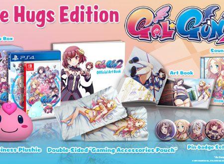 Gal*Gun 2: annunciata la Free Hugs Edition del titolo per Nintendo Switch