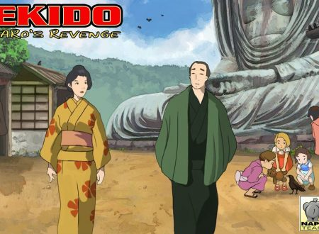 Gekido Kintaro's Revenge: il titolo è in arrivo nel Q1 2018 sull'eShop di Nintendo Switch