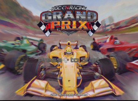 Grand Prix Rock 'N Racing: uno sguardo in video al titolo dai Nintendo Switch europei