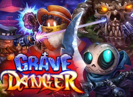 Grave Danger: Ultimate Edition, il titolo è in arrivo nel Q3 2018 su Nintendo Switch